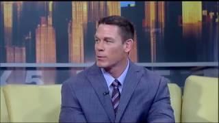 John Cena talks about upcoming nuptials to Nikki Bella