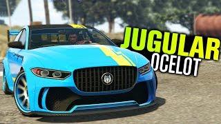 GTA 5 Online - NEW Ocelot Jugular Customization (Diamond Casino)