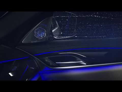 Bowers & Wilkins B&W gyémánt magassugárzó BMW High-End hangrendszerhez