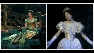 Kim Crosby VS. Anna Kendrick - On The Steps of The Palace