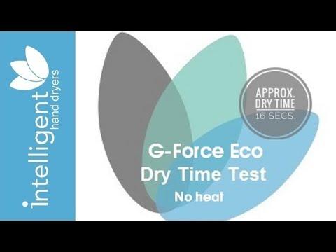 92e07b8ed134d6 Dryflow® G-Force Eco Hand Dryer White - GF01-2