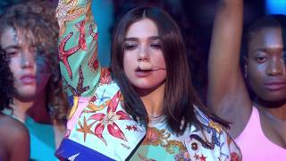 Dua Lipa   New Rules (Live At The BRIT Awards 2018)