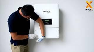 solax inverter installation manual - मुफ्त ऑनलाइन