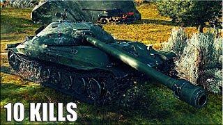 Объект 705 wot на что ОН СПОСОБЕН 🌟 10 фрагов 🌟 World of Tanks бой на новом тт ссср Об 705