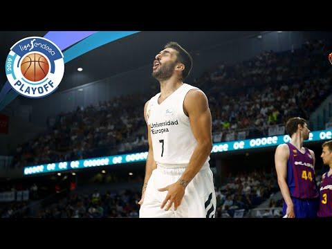 CAMPAZZO impulsa al REAL MADRID   Playoff Final Liga Endesa