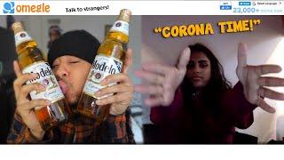 """MODELO TIME ON OMEGLE #2 """"Corona Time!?"""""""
