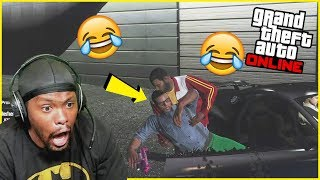 We Are The Worst BUT Funniest Heist Crew Ever! (GTA 5 Casino Heist)
