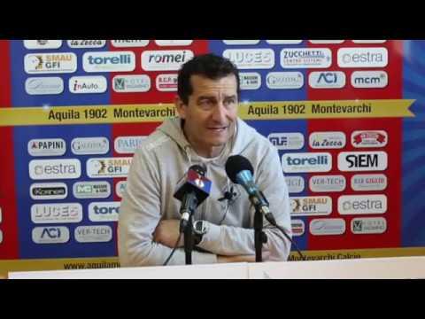 immagine di anteprima del video: Aquila Montevarchi - AC Prato