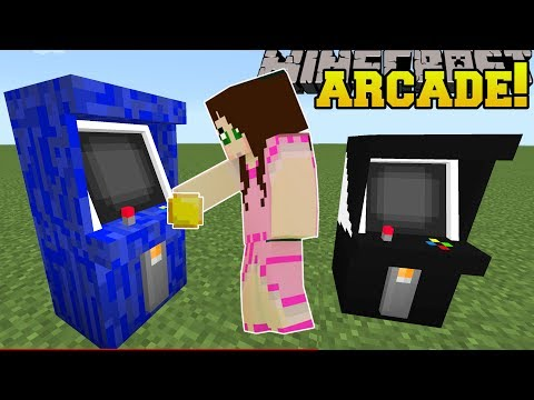 1122 Arcade Mod Minecraft Mod