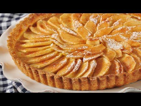 French Apple Tart Recipe Demonstration – Joyofbaking.com
