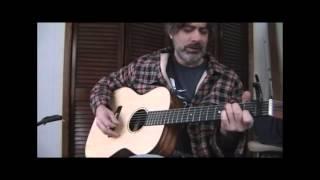 Alberta - Doc Watson cover - Monkman Guitar