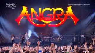 Angra / Dee Snider / Doro Pesch - Rock In Rio 2015 - I Wanna Rock / We're Not Gonna Take It - 1080P