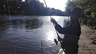 Рыбалка на теплом канале новокузнецк