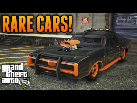 "GTA 5 Rare Cars - New Rare & Secret Cars Spawn Locations On GTA 5 Next Gen! ""GTA 5 Rare Cars"""