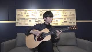 (IU) Blueming   Sungha Jung