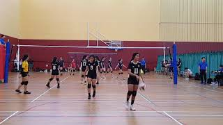 2019 A Div National Girls VJC vs ACJC 3-0 set 3