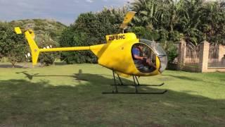 Mini 500 Turbine 1 seater Helicopter