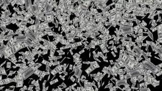 American currency, Billion Dollars Flying - american dollars free stock footage   american currency