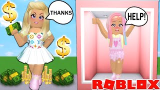 GOLD DIGGER Traps SPOILED RICH GIRL In Her Basement And STOLE ALL HER MONEY!