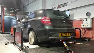 BMW 118d NVM Stage 2 ECU Remap
