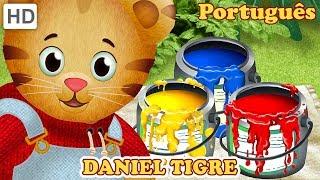 Daniel Tigre em Português - Como Ser Um Bom Ajudante
