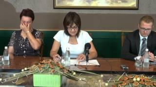 Podpis pogodb - sekundarna fekalna kanalizacija Pristava in kanalizacijsko omrežje Noršinci, Babinci