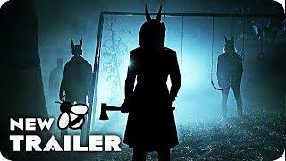 JACKALS Trailer 2017 Horror Movie