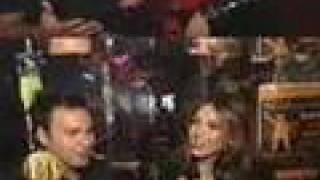 Thalia - Baby, I'm in Love [ Set Interview ]