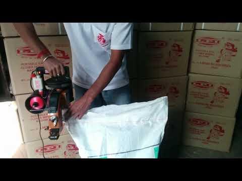 Toya Portable Bag Closer Single Needle Machine