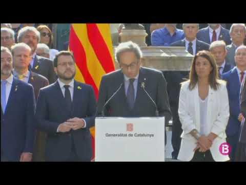 Unabhängigkeitsreferendum: Jahrestag mit Demos