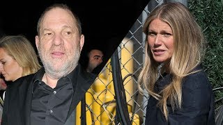 Gwyneth Paltrow Personally Invited Harvey Weinstein to Her Home Last Summer
