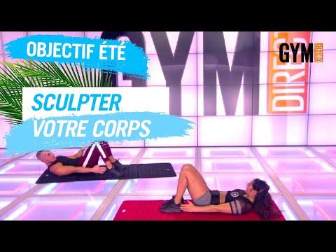 SCULPTER VOTRE CORPS - GYM DIRECT