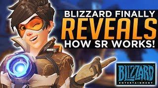 Overwatch: Blizzard Reveals How SR Works!