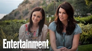 Gilmore Girls: Alexis Bledel & Lauren Graham Talk Rumors Of A Movie | Entertainment Weekly