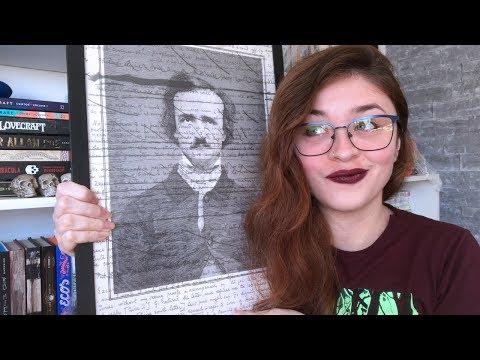 Um Poe só pra mim! Bookhaul de setembro | Estante Diagonal