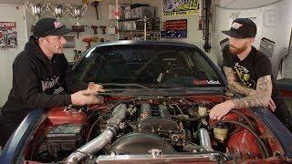 Chris Forsberg and Ryan Tuerck Are Back for Drift Garage Season 4, Ep 1