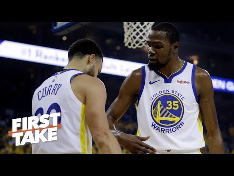 The Warriors need KD more than the Knicks, Nets, Clippers – Max Kellerman   First Take