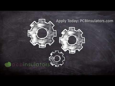 PCB Insulators - Sales Recruiting (Gears)