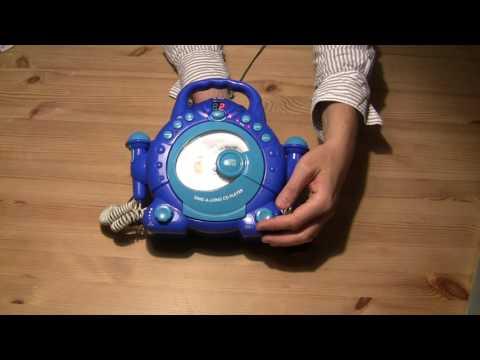 Kinder CD Player - Idena 40104