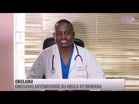 OBULAMU: Omusawo anyonnyodde ku kikula ky'omwana