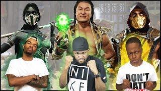 *NEW* Character Shang Tsung Joins The Ninja Tourney!