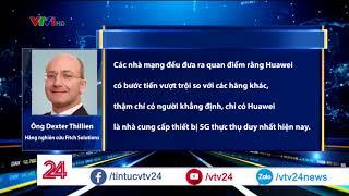 5G toàn cầu có thể bị chậm vì vụ Huawei | VTV24