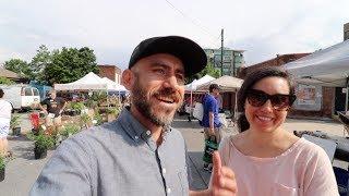 Asheville City Farmers Market + Farm Tour Invite