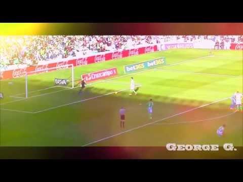 Cristiano Ronaldo amazing goal vs Real Betis