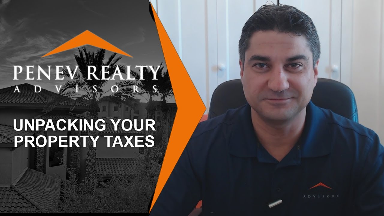Your Property Taxes, the Notice of Value, & the Appeal Process Explained