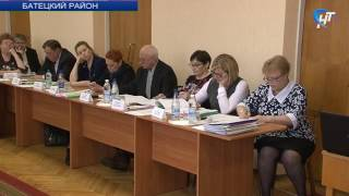 В поселке Батецкий прошел конкурс по отбору кандидатов на должность главы муниципального района