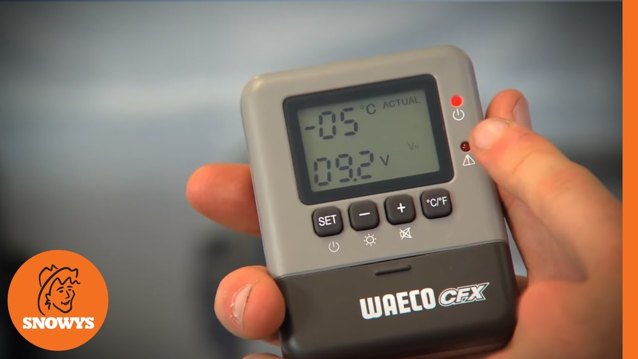CFX Wireless Temperature Display