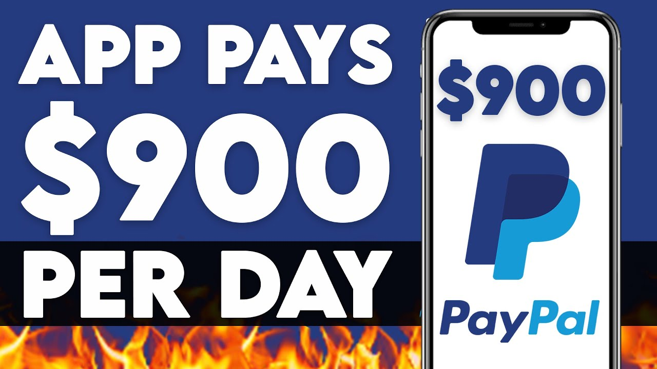 This FREE App Pays $900/Day Worldwide! (Make Money Online) thumbnail