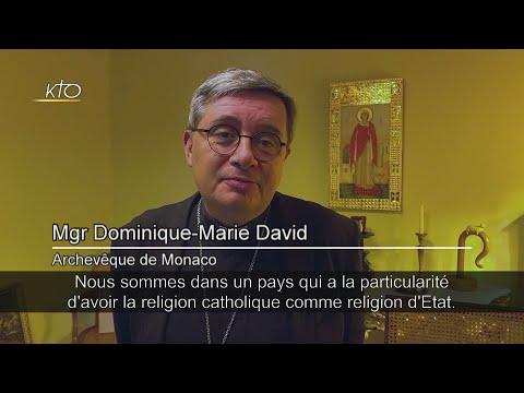 Les orientations pastorales de Mgr David pour l'Eglise à Monaco