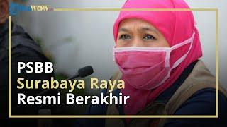 Meski Belum Penuhi Syarat WHO untuk Transisi ke New Normal, Wilayah Surabaya Raya Akhiri Masa PSBB